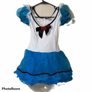 Dreamgirl Alice in Wonderland Light Up Dress